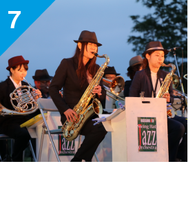 長谷川 健 SWING HAT JAZZ ORCHESTRA