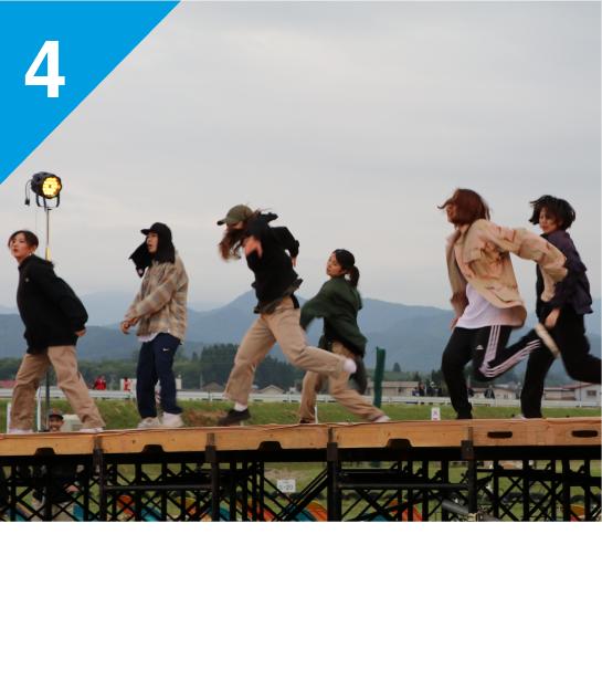 弘前大学ストリートダンスサークル A.C.T.