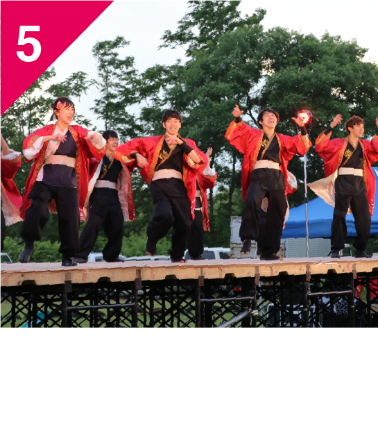 弘前大学よさこいサークル HIRODAI焰舞陣